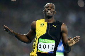 地表最速男 Usain Bolt 太狂!竟第 6 度成為國際田徑協會最佳運動員