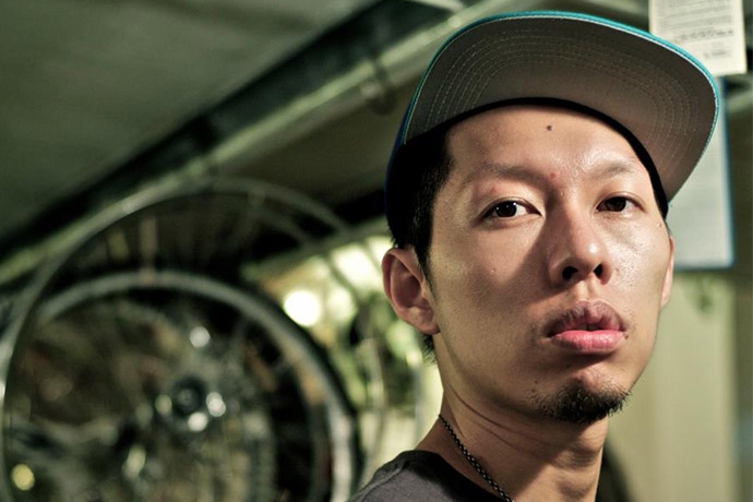 臺灣饒舌詩人「蛋堡」終為父,我好像找到了那把跟世界和解的鑰匙。」   Marie Claire 美麗佳人