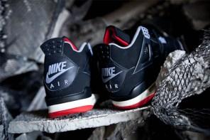 這雙你敢躲嗎?Air Jordan 4「Bred」元年版本確定 2017 年回歸!