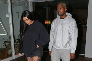 名人穿搭 / Kanye West 現在很愛灰色的意思?!秋冬丟掉黑與白,試試看灰色!