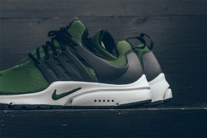 軍綠色控看過來!Nike Air Presto Essential 新色「Legion Green」!