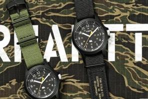 工裝迷在哪裡?Carhartt WIP 將推出聯名錶款,本週強勢開售!