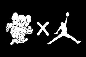 你會想知道這雙質感有多強,KAWS X Air Jordan 4 全新諜照無碼露出