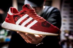 官方出產的厲害還是客製鞋屌?定製版 BAPE X adidas Originals 就在這了!