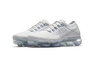 人氣鞋款再添生力軍,Nike Air VaporMax 新配色「Triple White」登場!