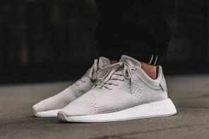 高質感的合作系列!wings+horns x adidas Originals NMD R2 鞋款上腳近賞!