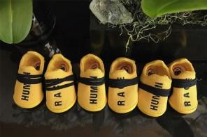 「菲董」收到大禮!原來 Hunam Race NMD 也有童鞋版本,其實不輸 YEEZY!