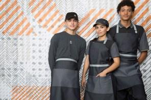 這是「麥當勞新制服」?潮到讓麥當勞員工捨不得脫下!網友:「我要去打工!」