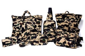 A Bathing Ape x PORTER 2017 聯名系列