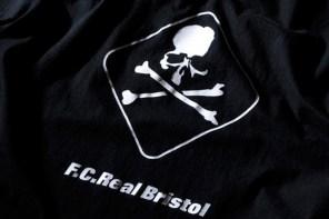 跟同個品牌聯名但作法要不同,「暗黑骷髏」 MMJ 跟 F.C.R.B. 這次設計很別出心裁!
