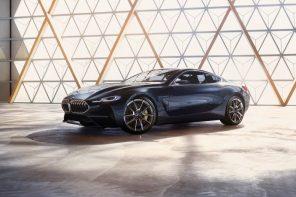 震動全球車壇之作,BMW 最強旗艦「8 Series」全新概念車發布
