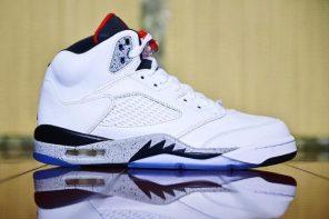 老鞋頭們先忍住眼淚!Air Jordan 5 經典配色「Cement」即將回歸!