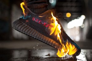 YEEZY ON FIRE!收看本週 10 大球鞋攝影照,替你的愛鞋拍張帥照