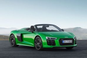睽違超過半年之久!Audi R8 全新版本即將問世,想入手你至少得先準備 7 百萬台幣