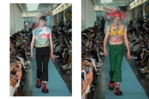 檳榔夾鏈袋套男模!台灣新銳設計師江奕勳於巴黎時裝周再展創意!