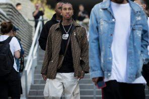 饒舌歌手怎麼可能缺席時裝周!來看看 Tyga 和 A$AP Bari 的高端 x 街頭混搭風!
