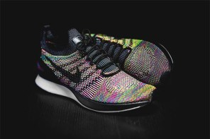 最搶手配色又一發!Nike Air Zoom Mariah Flyknit「MultiColor」即將販售!