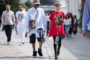 看完你只想馬上買一個超炫的腰包!巴黎時裝周場外街拍集錦!