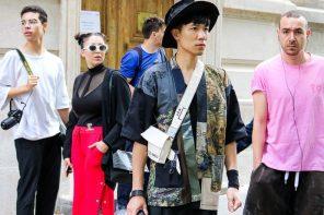 巴黎時裝周「街拍特輯」都跟到了嗎!想讓穿搭功力 UP 還不快來學兩招?