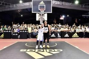 由我創造 – 林書豪 v.s.蕭敬騰籃球對決 同場飆球技、拚人氣 High 翻 adidas 101!