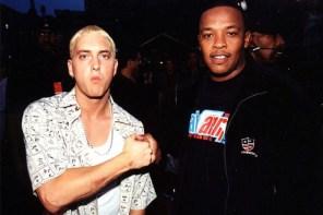 Eminem:「這份恩情我一輩子都還不了。」慧眼獨具的 Dr.Dre 與史無前例的白人饒舌歌手 Eminem 是如何相遇的?