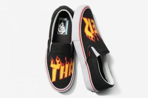 燒起來!Vans x Thrasher 「滑板大佬們」的震撼聯名發售日確定!