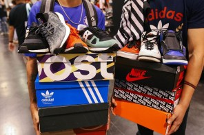 這個「潮流球鞋市集」被 Supreme、YEEZY 與 JORDAN 等潮物塞滿了!