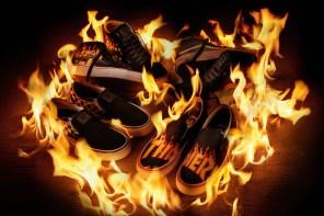 驚傳台灣滑板店 9CE 發生大火 全是因為 Vans x Thrasher 系列