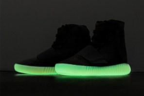 大停電怎麼辦!?你該先買好一雙「夜光球鞋」!