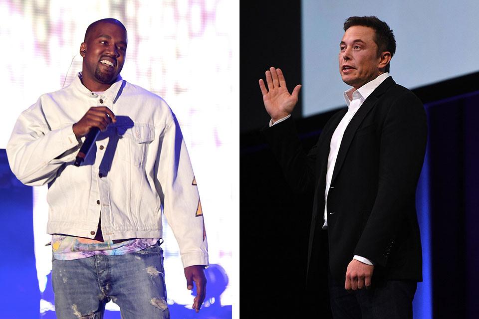 現代版鋼鐵人 Elon Musk 竟表示受到 Kanye West 啟發?! – OVERDOPE 華人首席線上時尚潮流雜誌