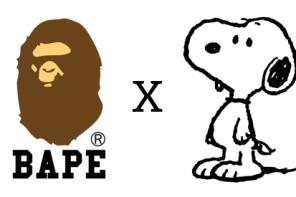 潮流之「犬」出動!Snoopy X BAPE 最新聯名系列即將推出!