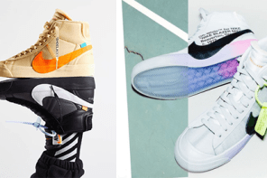 "Off-White X Nike Blazer Mid ""Spooky Pack"" 投籤詳情正式公布!"