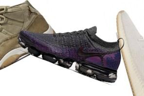 Yeezy, Vapormax, Jordan…你還漏了什麼?11/21 – 11/24 發售鞋款一覽