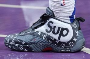 穿 BAPE、Supreme 上場打球被踩也不會心痛!NBA 新一代鞋王誕生!