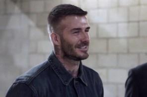 David Beckham 被連續五次惡整終於受不了說:「X」