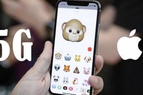 iPhone 將推出 5G 版本!螢幕還更進一步加大!