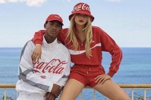 為什麼只有可口可樂聯名,穿起來不像超市店員?