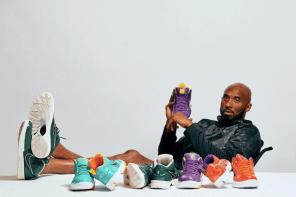 老大親自著用!UNDEFEATED x Nike Kobe 4 Protro 系列洛杉磯突襲發售