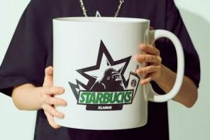 XLARGE「ㄎ一ㄤ」到推出 7 公升 Starbucks 聯名馬克杯