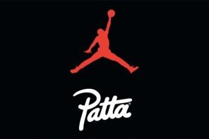 Patta 即將曝光與 Jordan 的聯名力作