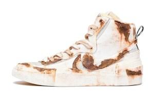這雙「生鏽」的 Nike 要價 3 萬台幣,你買單嗎?