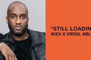 Virgil Abloh x IKEA 第二波發售預告!
