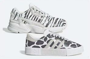 不只 Nike!adidas 也釋出了「Animal Pack」!