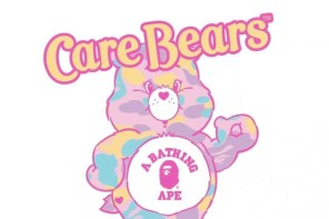BAPE X Care Bears 打造超萌聯名