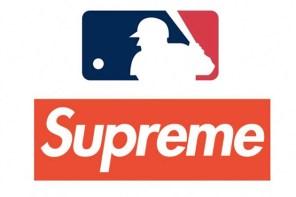 Supreme 玩完 NBA 後,準備跟 MLB 幹大事!