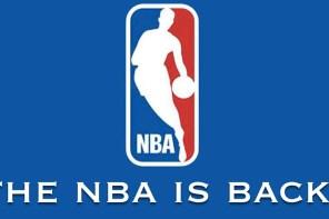 拿起你的球衣!NBA 確定回來了!