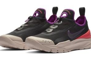 ACG 從來沒讓我失望過!Nike ACG Air Zoom AO 輕便型水陸兩用鞋上山下海一雙搞定!
