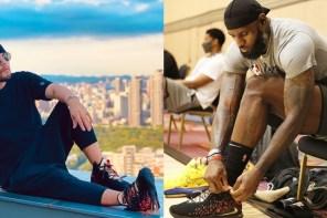 NBA | 東西方皇帝聯手!周杰倫 X LeBron James 新戰靴終於開鋒!