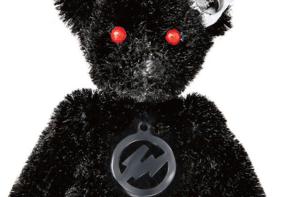 不管這隻小熊長得如何邪門,打著 GD 跟藤原浩的名號,照樣搶爆!