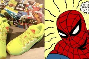 鞋癮開箱|蜘蛛人也加入復賽行列!Donovan Mitchell 全新戰靴 D.O.N. Issue #2 竟添加蜘蛛感應能力!?